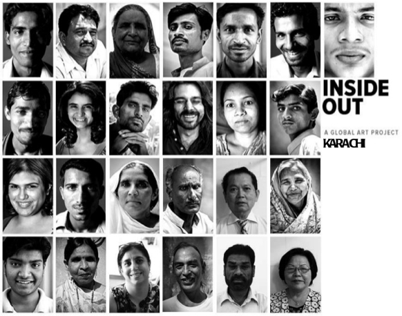 TEDxKarachi – Inside Out Project